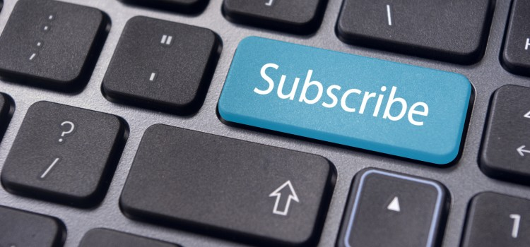 Subscribers: Making Your Company Worth More