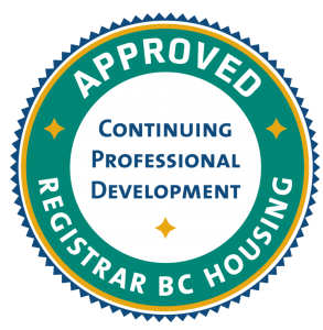 BC Housing Approved Logo